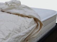 Coprimaterasso cotone trapuntato