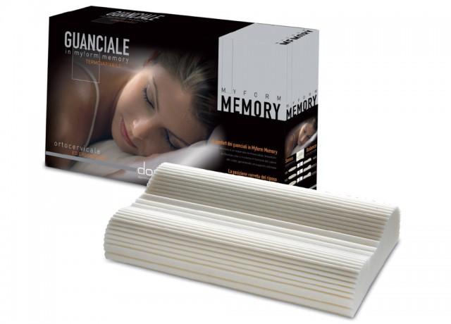 Guanciale Dorelan memory foam Balance
