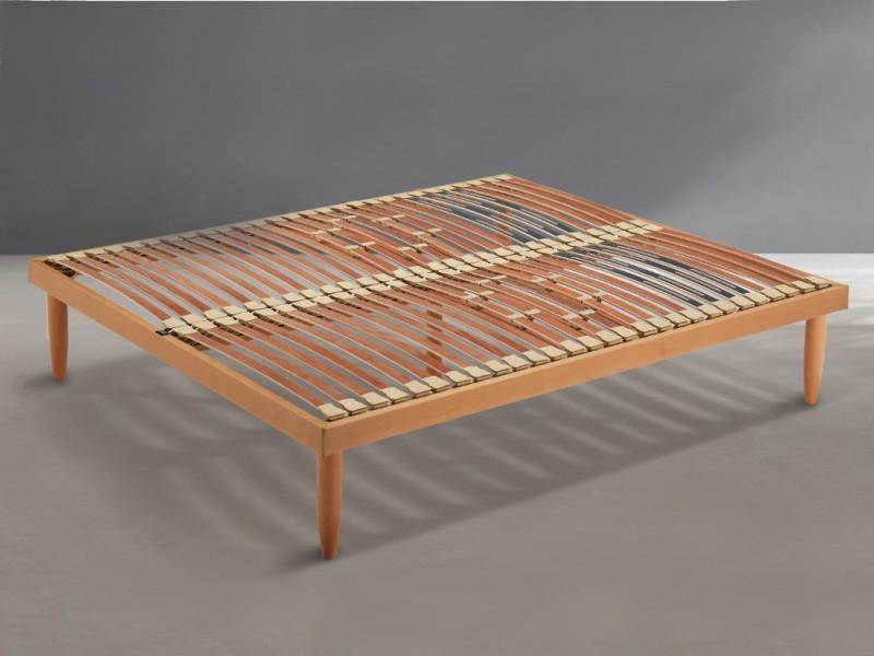 Reti legno fabulous reti letto legno sistem dorelan fissa with reti legno latest reti - Rete letto legno ...