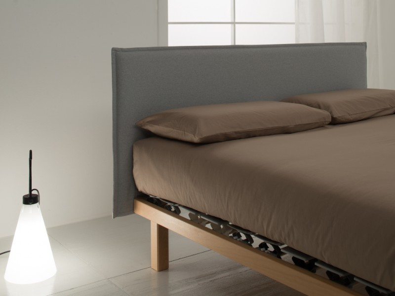 Notturnia vendita testiere letto imbottite notturnia - Testiera letto legno ...