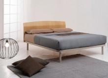 testiera letto in legno