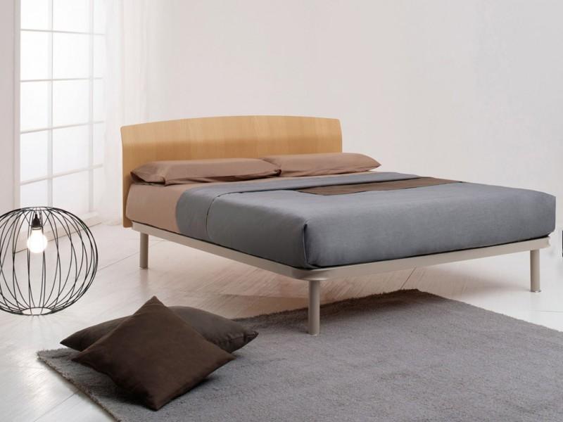 Notturnia testiera letto in legno dorsal simplicity idea - Testiera letto in legno ...