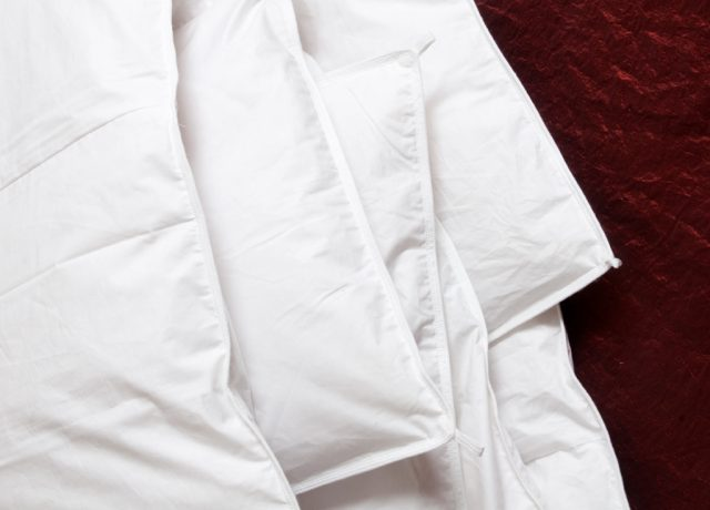 Piumino vergine qualità bianca doppio softpiumini