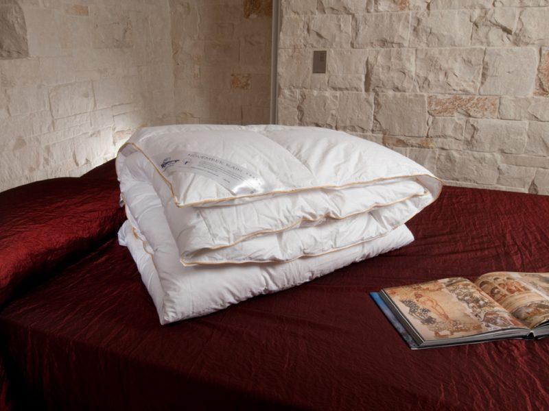 Notturnia piumini di qualit in offerta notturnia rovigo padova e ferrara - Piumino letto leggero ...