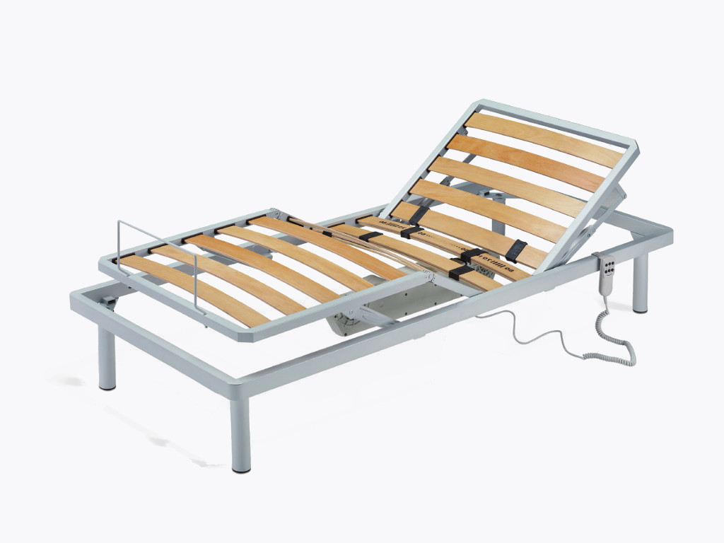 Reti a doghe elettriche prezzi excellent rete elettrica con doghe in legno with reti a doghe - Reti da letto elettriche ...