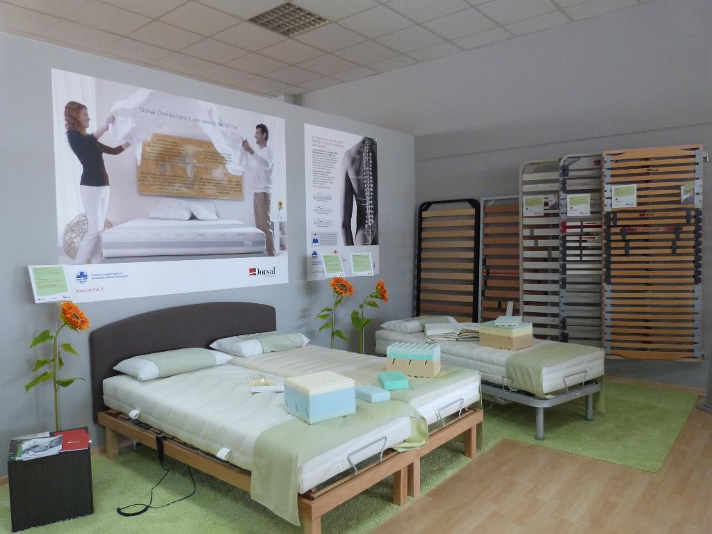 Vendita sistemi per il riposo -Notturnia Rovigo