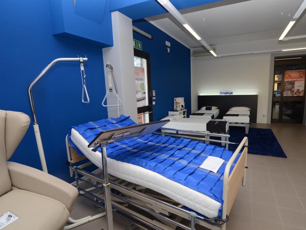 letti ospedalieri Padova